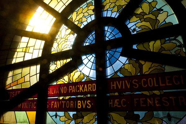 Sunday Mass 5 PM at Goddard Chapel