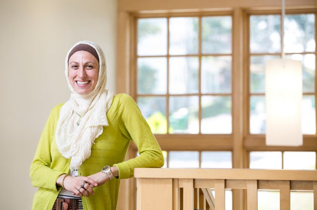 A Welcoming Community for Muslims