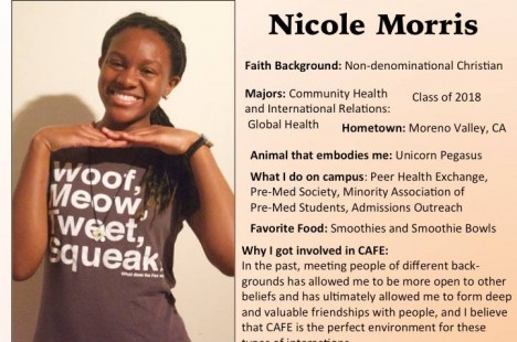 Meet Nicole!