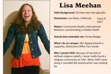 Meet Lisa!
