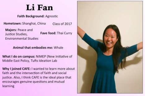 Meet Li!