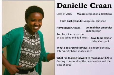 Meet Danielle!