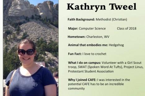Meet Kathryn!
