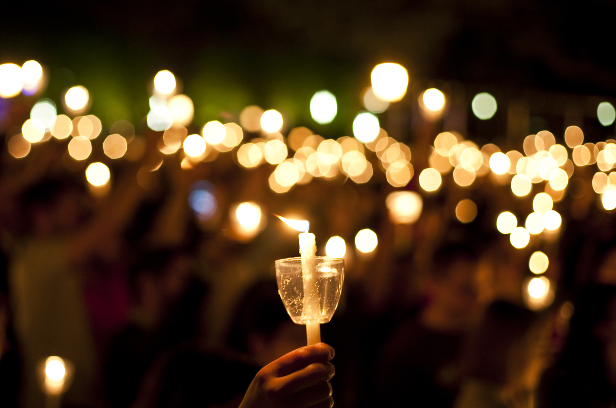 Vigil of Solidarity with the Muslim Community of Christchurch, NZ
