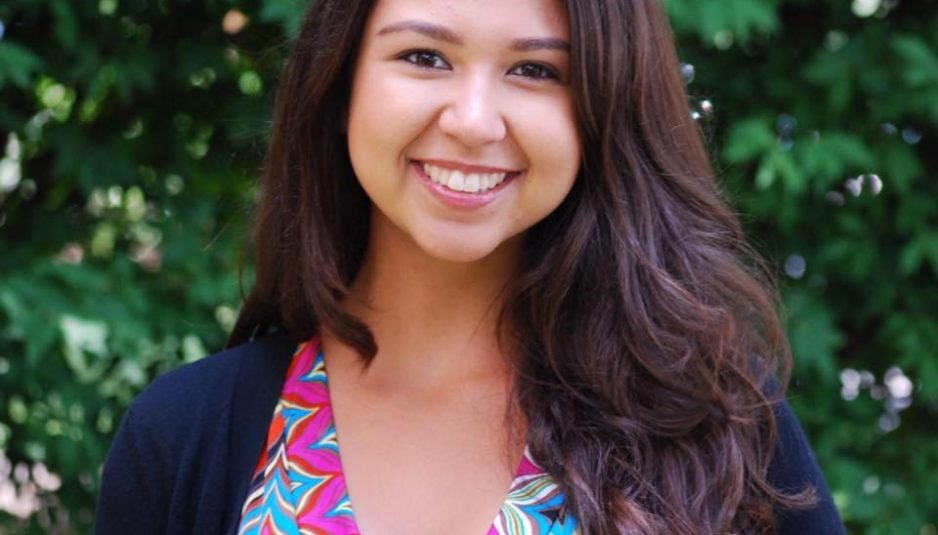 The Wendell Phillips Speaker for the Class of 2018 is Anna Del Castillo