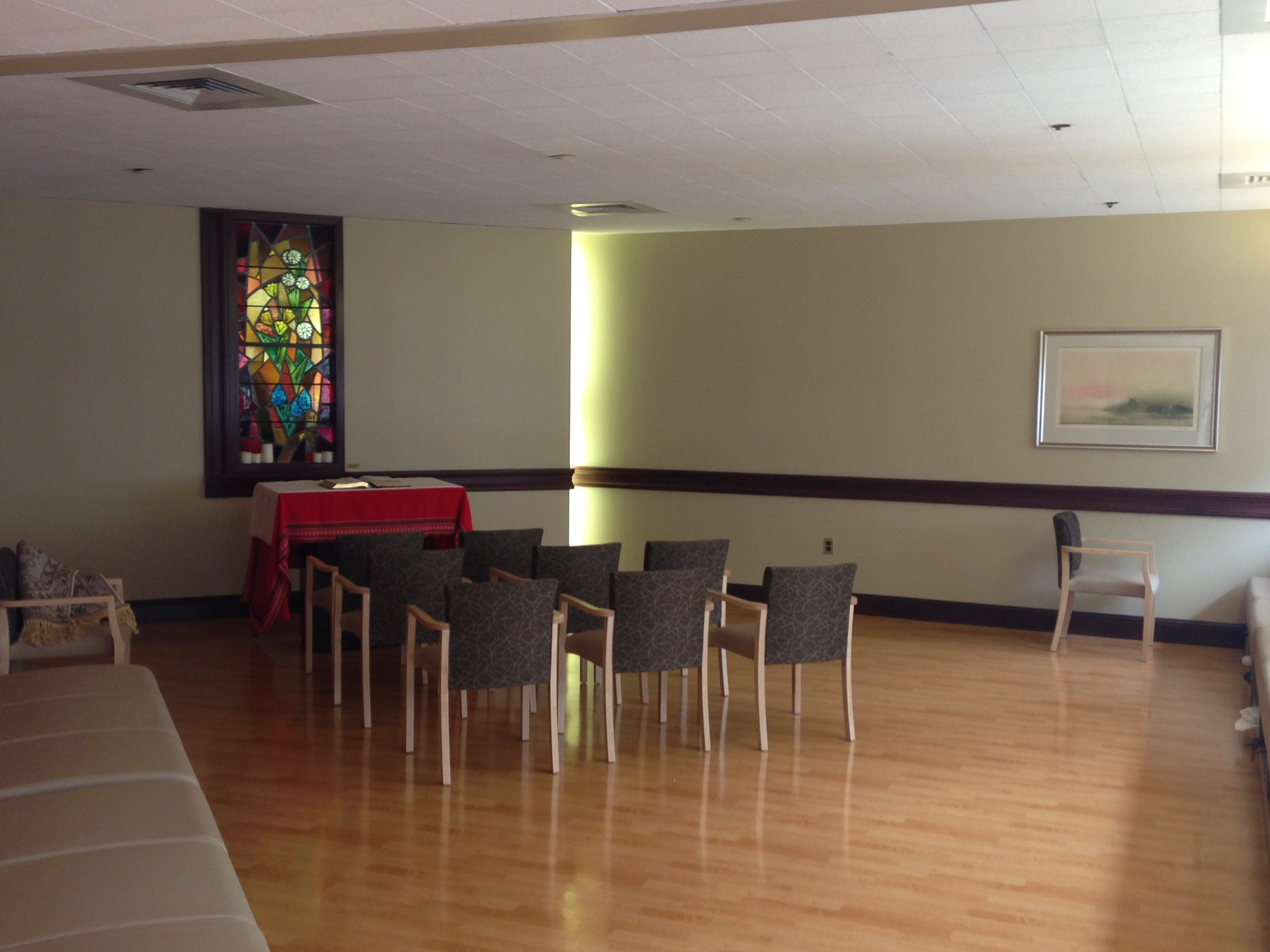 Sacred Spaces On Campus Tufts University Chaplaincy