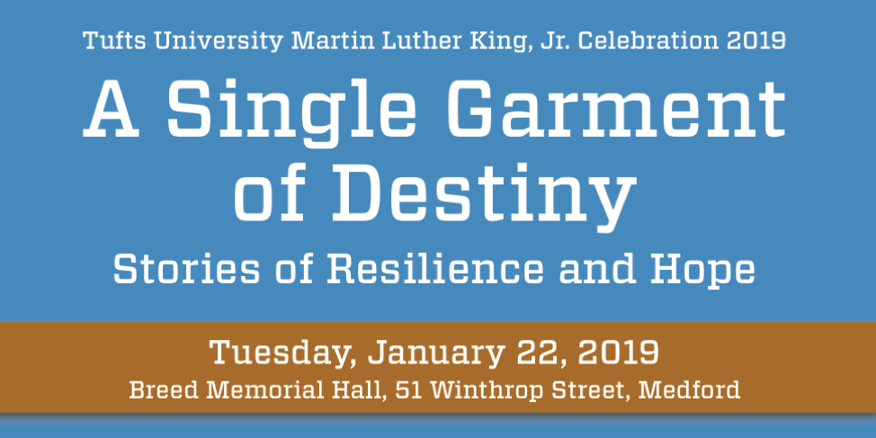 """A Single Garment of Destiny: Stories of Resilience and Hope"""