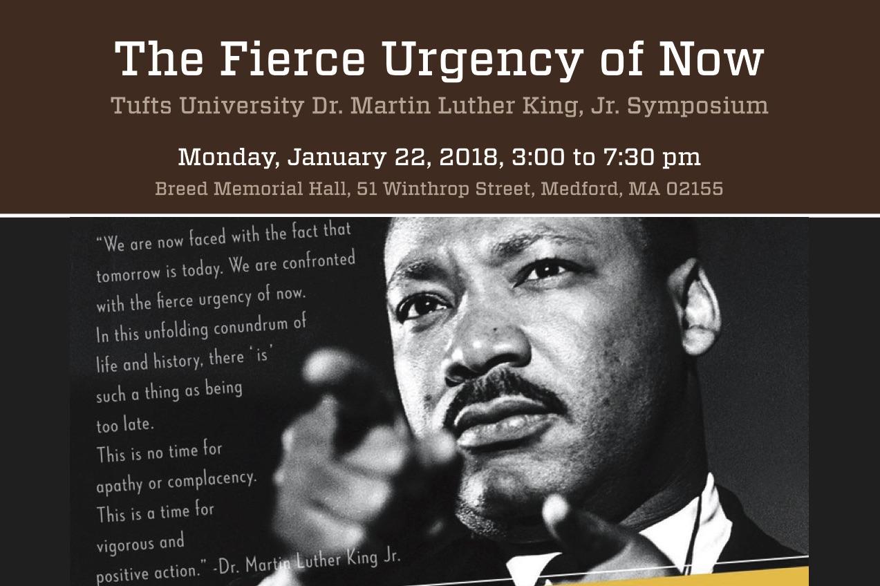"""""""The Fierce Urgency of Now"""""""
