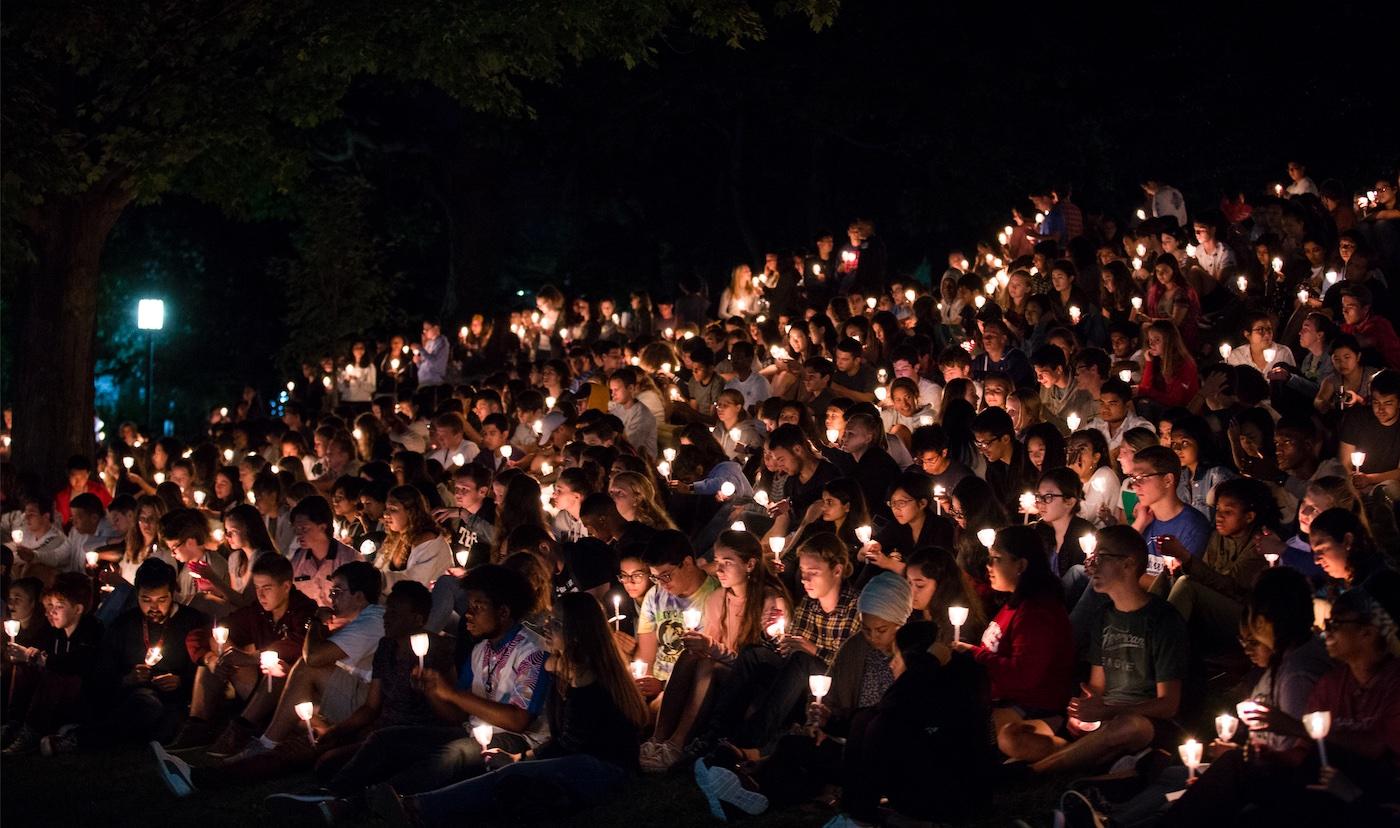 Crowd of Jumbos at Illumination